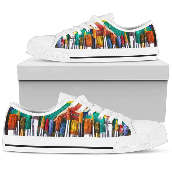 Art Pen Women's Low Top