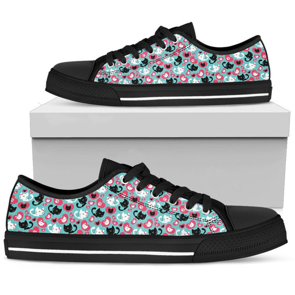 Cats Women's Low Top Shoe