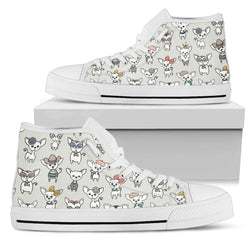 Chihuahua Lover Women's High Tops
