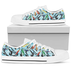 Windsurfing Low Top White Womens