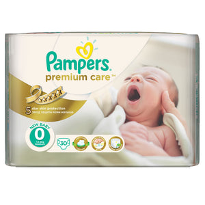 PAMPERS PREMIUM CARE PREMMIES 30'S