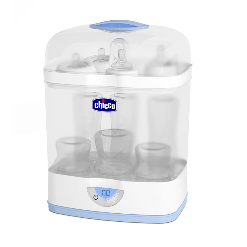 Chicco Sterilnatural 2-in-1 Steam Steriliser
