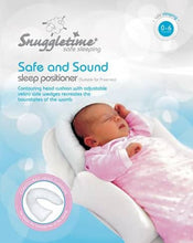 Load image into Gallery viewer, SNUGGLETIME SAFE 'N SOUND SLEEP POSITIONER