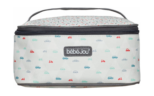 BEBEJOU BABY BEAUTYCASE ASSTD COLOURS