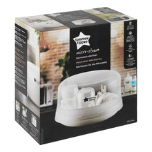 Load image into Gallery viewer, Tommee Tippee Closer To Nature Microwave Steam Steriliser