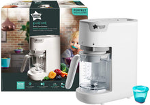 Load image into Gallery viewer, Tommee Tippee Quick Cook Steamer & Blender