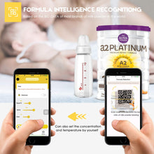 Load image into Gallery viewer, BURABI SMART BABY FORMULA DISPENSER,MILK MAKER WITH APP CONTROL