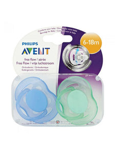 PHILIPS AVENT 6-18M TWIN PACK