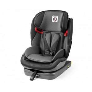 PEG PEREGO VIAGGIO 1⋅2⋅3 VIA CRYSTAL BLACK