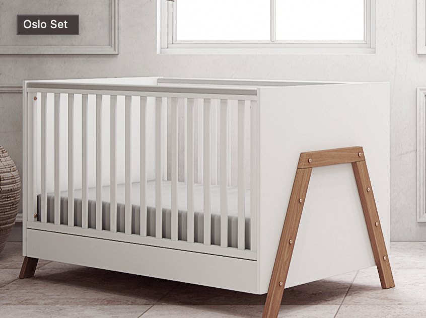 CASABABY Oslo Cot Only