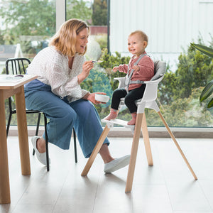 STOKKE® CLIKK™ HIGH CHAIR (White)