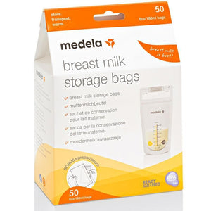 MEDELA BREAST MILK 50 STORAGE BAGS