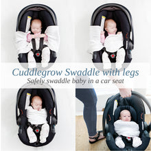 Load image into Gallery viewer, BABY SENSE cuddlegrow swaddle with legs