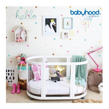 Load image into Gallery viewer, BABYHOOD KAYLULA - SOVA CLEAR WHITE