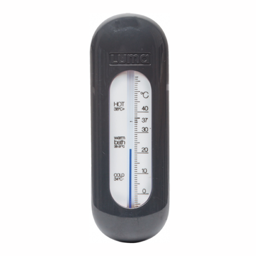 LUMA BATH THERMOMETER ASSTD COLOURS