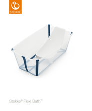 Load image into Gallery viewer, Stokke® Flexi Bath® Bundle (Tub, Support and Heat Plug) (plus free Flexi Bath Toy Cups)