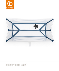 Stokke® Flexi Bath® Bundle (Tub, Support and Heat Plug) (plus free Flexi Bath Toy Cups)