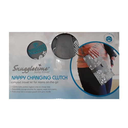SNUGGLETIME NAPPY CHANGING CLUTCH