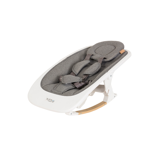 Tutti Bambini Nova Evolutionary Rocker - White/Oak