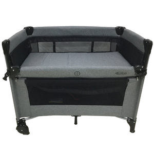 BAMBINO SIDE BY SIDE TRAVEL COT