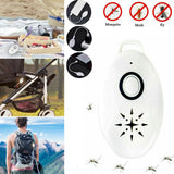 Outdoor Flealess Ultrasonic Flea Tick Repeller