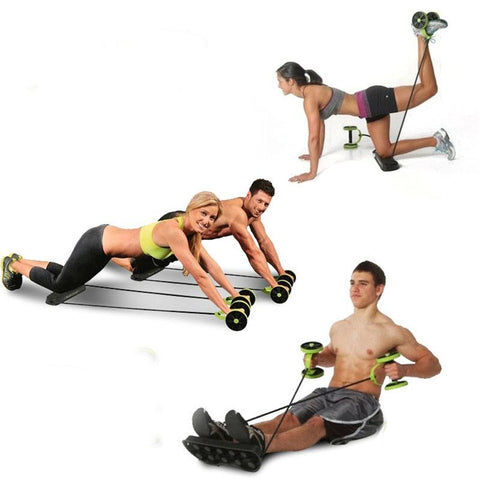 Ab Roller Workout Equipment
