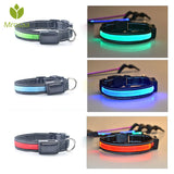 LED Solar Powered Pet Collar