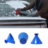 Windshield Snow Scraper