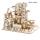 DIY Waterwheel Coaster Building Kit Toy