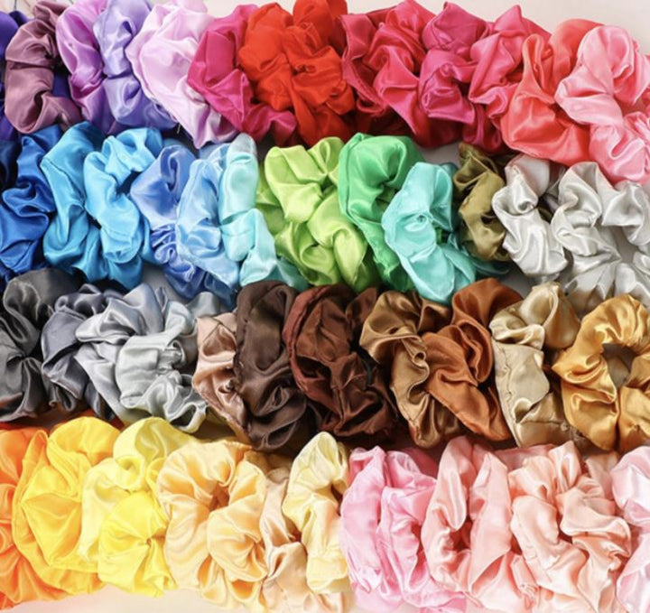 What is the best fabrics to make Hair Scrunchies?