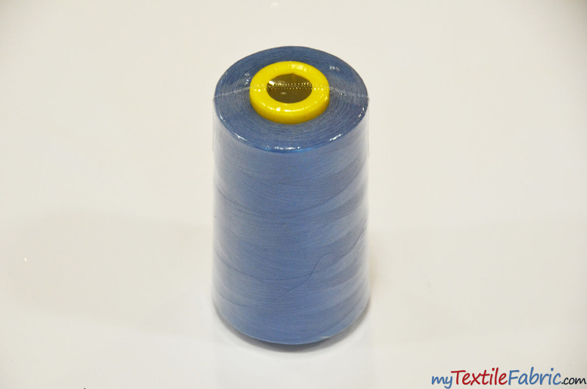 All Purpose Polyester Thread | 6000 Yard Spool | 50 + Colors Available |