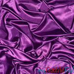 Load image into Gallery viewer, Stretch Charmeuse Satin Fabric | Soft Silky Satin Fabric | 96% Polyester 4% Spandex | Multiple Colors | Wholesale Bolt |