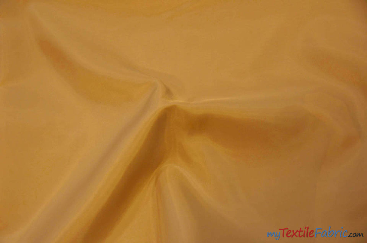 "Polyester Silky Habotai Lining | 58"" Wide 