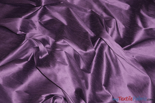 Faux Silk Sample Swatches Polyester Dupioni