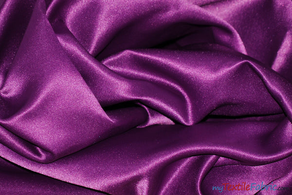 L'Amour Satin Yards Matte Satin Peau De Soie
