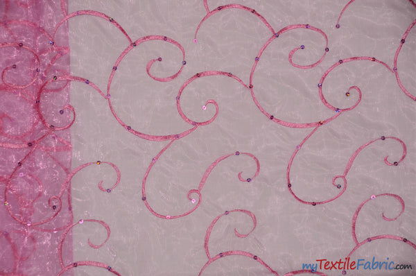 Ferial Organza Embroidery