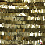 "Load image into Gallery viewer, Piano Sequins Fabric | Fringe Sequins | 50/52"" Wide 
