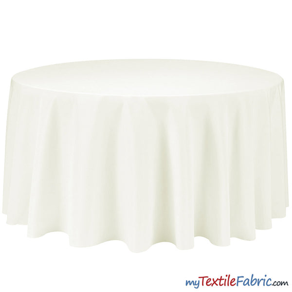"132"" Round Tablecloth"