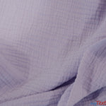 "Load image into Gallery viewer, Double Layer Cotton Gauze Fabric | Soft Double Layer Muslin | 48"" Wide 