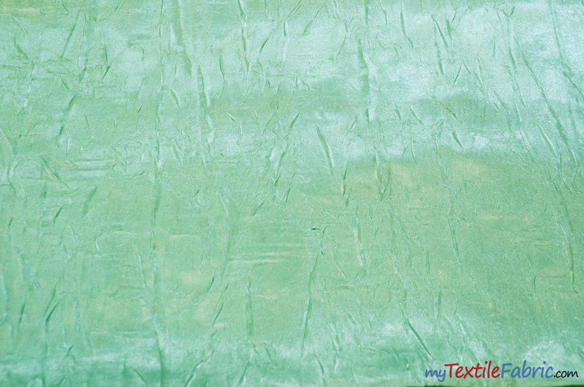 "Silky Crush Satin | Crush Charmeuse Bichon Satin | 54"" Wide 