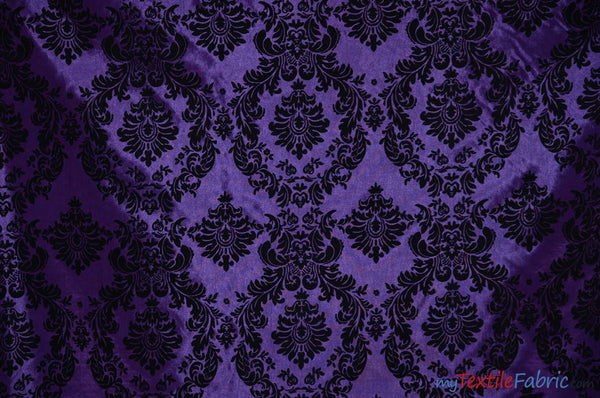 Flocking Taffeta Velvet
