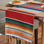 "Load image into Gallery viewer, Colorful Serape Table Runners | 14"" x 84"" Table Runner 