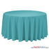 "108"" Round Tablecloth"