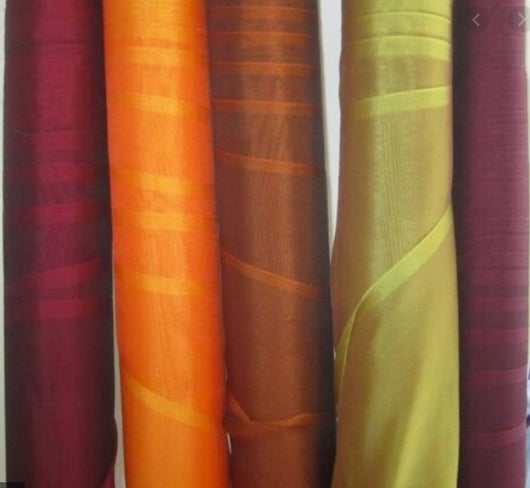 Two Tone Chiffon Fabric | Iridescent Chiffon Fabric | 60