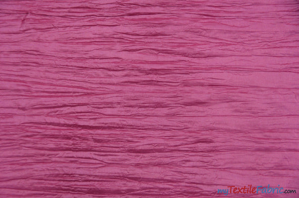 Crease Taffeta Sample Swatches