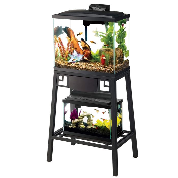 Forge Metal Aquarium Stands
