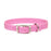 Coastal® Double-Ply Dog Collar Pink Bright