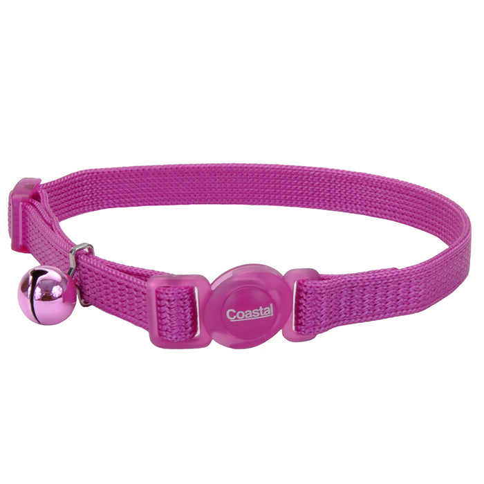 Safe Cat® Adjustable Snag-Proof Breakaway Collar