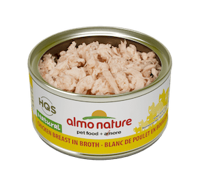 Almo Nature Chicken Breast in Broth Wet Cat Food