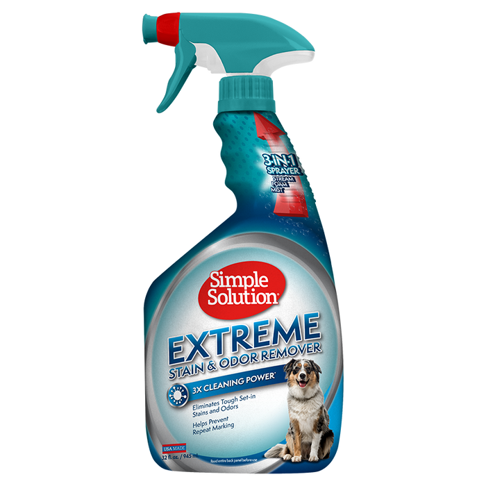 Extreme Pet Stain & Odor Remover, 32 oz